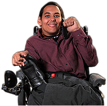 Easy-to-use service for person with a speech disability.